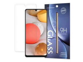 eng pl Tempered Glass 9H Screen Protector for Samsung Galaxy A42 5G packaging envelope 67063 1
