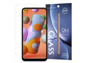 eng pl Tempered Glass 9H Screen Protector for Samsung Galaxy A11 M11 packaging envelope 67329 1
