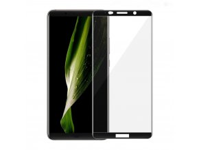 3D tvrzené sklo na Huawei Mate 10 Pro - černé
