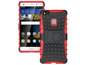 Huawei P9 Lite červený