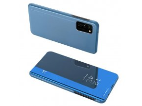 eng pl Clear View Case cover for Samsung Galaxy A52 5G blue 67221 1