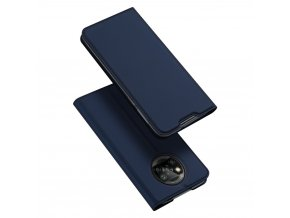 eng pl DUX DUCIS Skin Pro Bookcase type case for Xiaomi Poco M3 Xiaomi Redmi 9T blue 67484 1