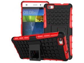 Huawei P8 Lite červený