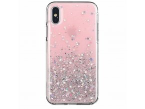 eng pl Wozinsky Star Glitter Shining Cover for Samsung Galaxy S20 FE 5G pink 66770 1