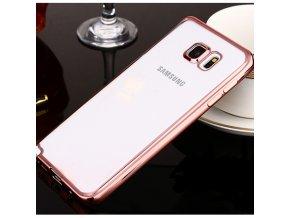 Samsung Galaxy S6 Edge růžový 2