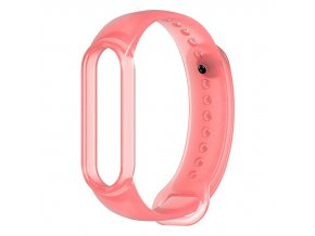 eng pl Replacment band strap for Xiaomi Mi Band 5 red 68326 1