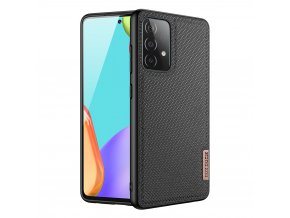 eng pl Dux Ducis Fino case covered with nylon material for Samsung Galaxy A72 4G black 68240 1