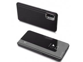 pol pl Clear View Case futeral etui z klapka Xiaomi Poco M3 Xiaomi Redmi 9T czarny 66912 1