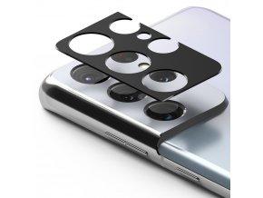 eng pl Ringke Camera Styling super durable back camera protector Samsung Galaxy S21 Ultra 5G black ACCS0019 69891 1