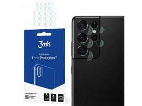 eng pl 3MK Lens Protect Sam G998 S21 Ultra Ochrona na obiektyw aparatu 4szt 68878 1