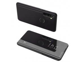 pol pl Clear View Case futeral etui z klapka Xiaomi Redmi Note 8T czarny 56008 1