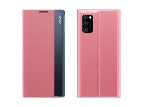 pol pl New Sleep Case pokrowiec etui z klapka z funkcja podstawki Xiaomi Poco M3 Xiaomi Redmi 9T rozowy 66950 1
