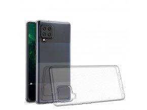 pol pl Zelowy pokrowiec etui Ultra Clear 0 5mm Samsung Galaxy A12 Galaxy M12 przezroczysty 66647 1