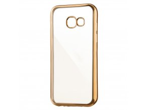 eng pl Metalic Slim case for Samsung Galaxy A5 2017 A520 gold 21386 1