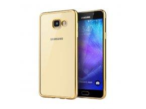 Samsung Galaxy A3 2016 zlatý 4