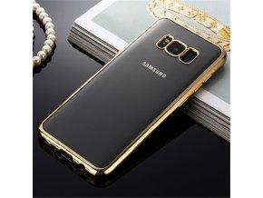 Samsung Galaxy S8 Plus zlatý 3