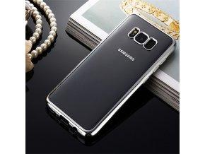 Samsung Galaxy S8 Plus stříbrný 2