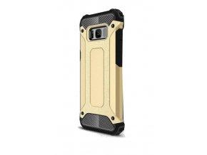 Armor kryt na Samsung Galaxy S8 Plus - zlatý