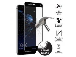Tvrzené sklo na Huawei P10 lite včetně rámečku černé