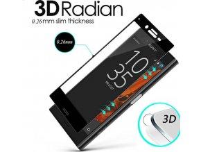 3D Tvrzené sklo na Huawei P10 lite včetně rámečku černé
