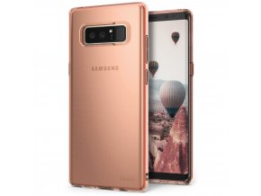 Ringke obal na Samsung Galaxy Note 8 rose gold air