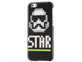 LEGOidní kryt na iPhone 7 / iPhone 8 - Stormtrooper  + Doprava zdarma