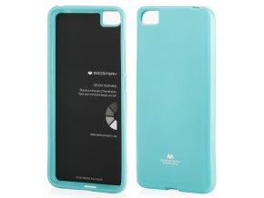Mercury jelly case modrý na xiaomi 4x tyrkysový