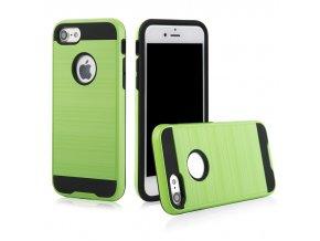motomo hliníkový kryt na iphone 7 8 zelený