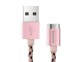 basus magnetický kabel bez adaptéru růžový