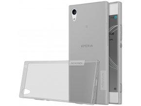 šedý gelový kryt pro XA1 1