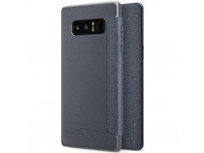 Pouzdro Nillkin Sparkle na Samsung Galaxy Note 8 černé 2