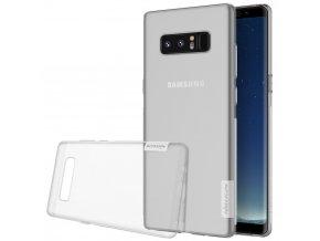 Nillkin Nature gelový kryt na Samsung Galaxy Note 8 transparentní 1