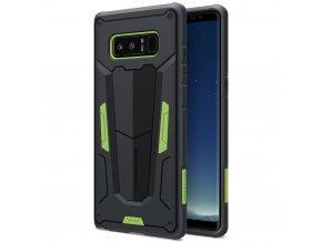 Ochranný kryt Nillkin Defender II na Samsung Galaxy Note 8 zelený 1