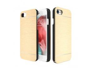 Hliníkový kryt na iPhone 7 , iPhone 8 zlatý 4