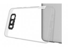 Nillkin Nature gelový kryt na Samsung Galaxy S8 - bílý