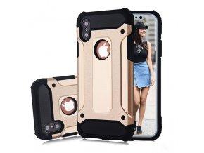 Armor kryt na iPhone 6,6S zlatý 1