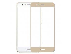 Tvrzené sklo na Huawei P10 lite zlat
