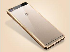 Huawei P8 zlatý