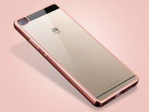 Huawei P8 růžový