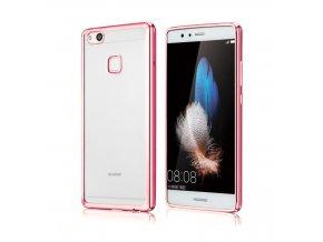 TPU ultratenký kryt na Huawei P10 Lite růžový 1