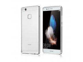 TPU ultratenký kryt na Huawei P10 Lite stříbrný 1