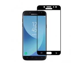 3D tvrzené sklo na Samsung J7 2017 černé
