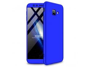 360 oboustranný kryt na Samsung Galaxy J7 2017 modrý 1