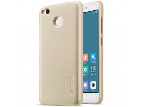 Nillkin Super Frosted Shield na Xiaomi redmi 4X zlatýjpg