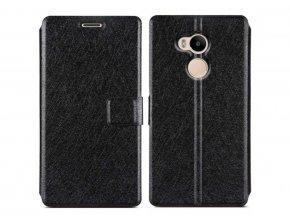 Elegantní flipové pouzdro na Xiaomi Redmi Note 5A - černé