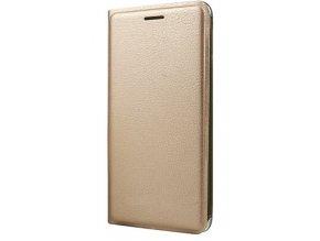 Flipové pouzdro na Samsung Galaxy S8 Plus - zlaté