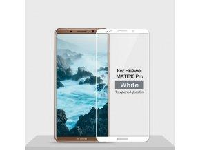 3d tvrzené sklo na Huawei Mate 10pro bílé