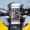 eng pl Bicycle motorcycle handlebar phone 360 holder black 59461 3