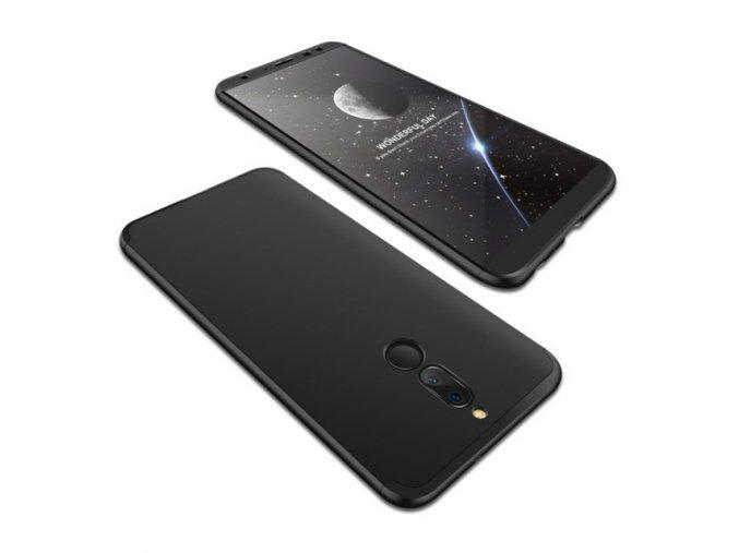 Oboustranný kryt na Huawei Mate 10 Lite černý