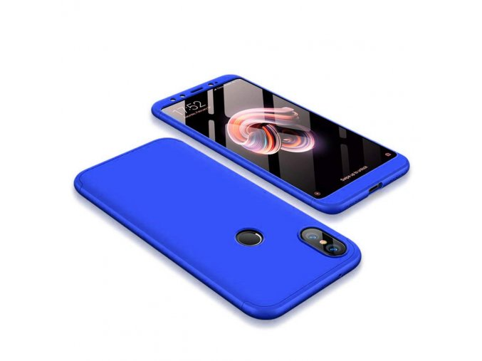 eng pl 360 Protection Front and Back Case Full Body Cover Xiaomi Mi A2 Mi 6X blue 45187 1